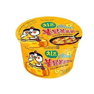Samyang Cheese Hot Chicken Big Cup 105g