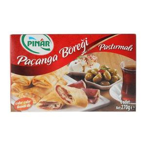 Pinar Borek Roll With Pastrami & Cheese 270g