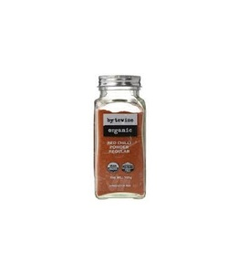 By Tewise Organic Red Chilli Powder 100g