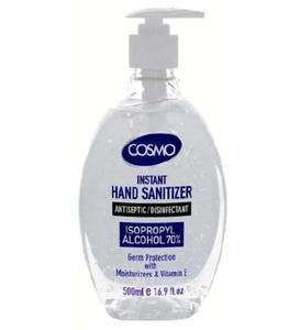 Cosmo Hand Sanitizer Gel 500ml