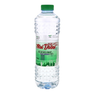 Mai Dubai Alkaline Zero Sodium Mineral Water 500ml