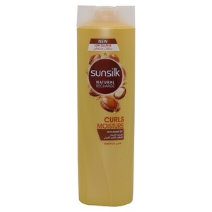 Sunsilk Curl Moisture Conditioner 350ml