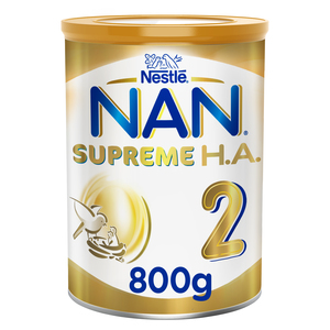 Nestle NAN Supreme Stage 2 Hypoallergenic Follow-Up Formula For 6 To 12 Months 800g