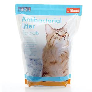 Les Filous Silica Cat Litter 4.2L