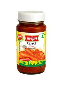 Priya Carrot Pickle In Oil 300g