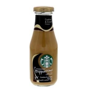 Starbucks Frappuccino Cookie & Cream 250ml