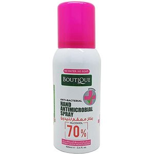 Boutique Anti Bacterial Hand Sanitizer Spray 100ml