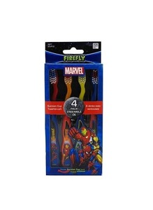 Marvel Toothbrush With Suction Cup 1pc