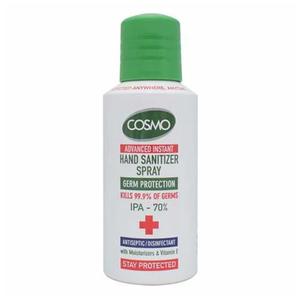 Cosmo Hand Sanitizer Spray 150ml