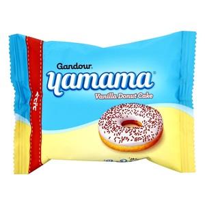 Yamama Doughnut Vanilla 40g