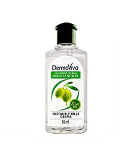 Dermoviva Hand Sanitizer Olive 50ml