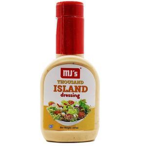 MJ's Thousand Island Dressing 237ml