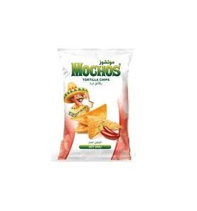Ajman Mocho Tortilla Chips Hot Chilli 180g