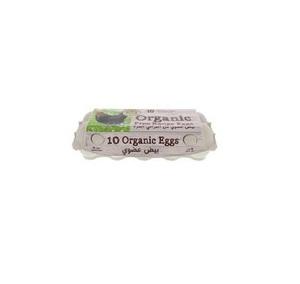 Al Khaleej Organic Eggs 10s