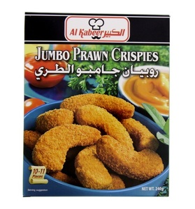 Jumbo Prawn Crispies 240g