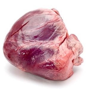 Lamb Heart 500g