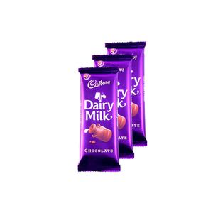 Cadbury Dairy Milk Chocolate 3x90g