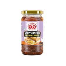 777 Spicy Ginger Chutney 300g