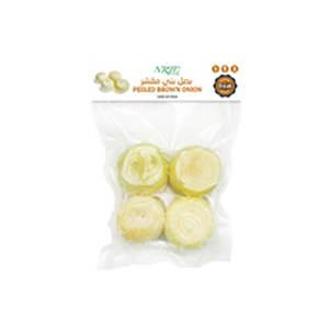 Brown Onion Full Peeled 250g