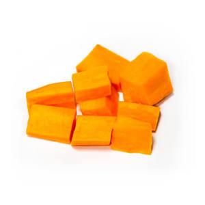 Sweet Potato Orange Cut Cube 250g