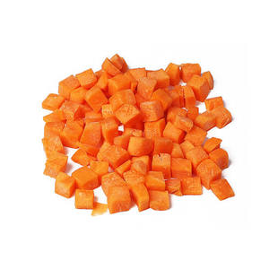 Sweet Potato Cut Cube 250g