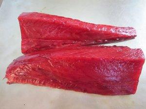 Delsea Fresh Tuna Loins Skin Pack 200g