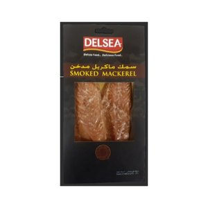 Delsea Smoked Mackerel 220g