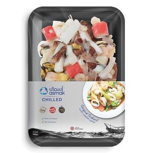 Asmak Seafood Mix 300g