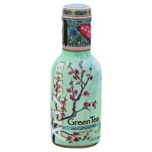 Arizona Green Tea With Ginseng & Honey 500ml