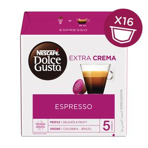 Nescafe Dolce Gusto Espresso Coffee 16capsules