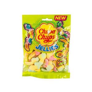Chupa Chups Jellies B Sour Gecko 160g