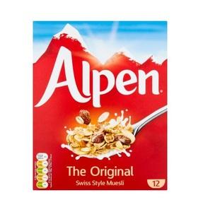 Alpen Museli Breakfast Cereal 550g