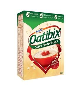 Weetabix Oats Oatibix Smooth 450g