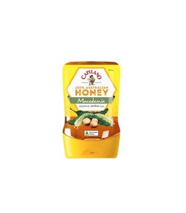 Capilano Honey Macadamia 340g