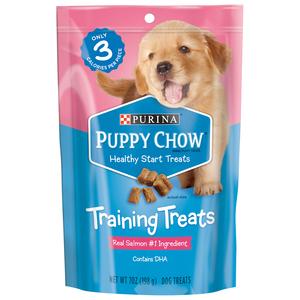 Purina Puppy Chow Training Treats Pouch 7oz