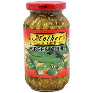 Mother's Recipe Pickles Chilli 300g