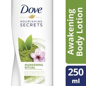 Dove Body Lotion Awakening Ritual With Matcha Green Tea & Sakura Blossom 250ml