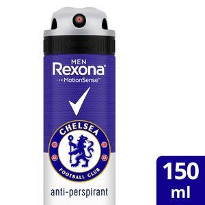 Rexona Men Antiperspirant Deodorant Chelsea 150ml