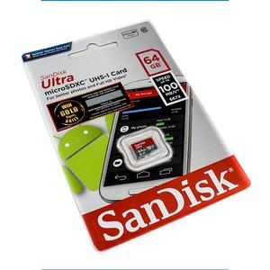 Sandisk Micro SD 64Gb 1pc