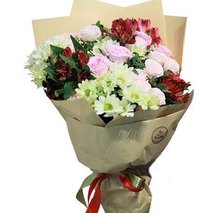 Mix Flowers Bouquet 10 stems