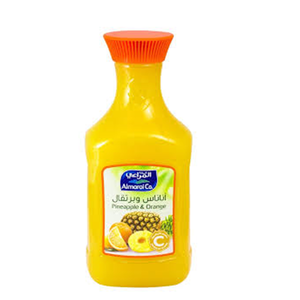 Almarai Pineapple Orange Juice 200ml