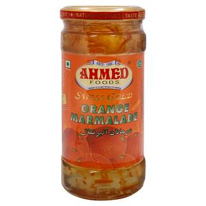 Ahmed Swiss Gold Diet Orange Marmalade 1pc