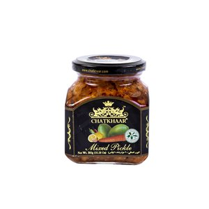 Chatkhar Mixed Pickle 300g
