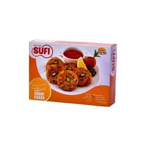 Sufi Chicken Shami Kabab 252g