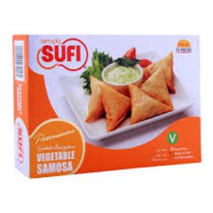 Sufi Vegetable Samosa 210g