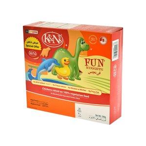 K&N Fun Nuggets 590g