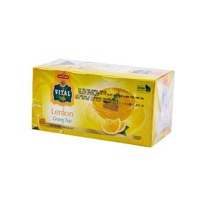 Vital Lemon Green Tea 1pc