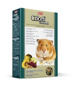 Padovan Grandmix Criceti-Hamster-Complete Feed For Hamster, Mice And Gerbils 400g
