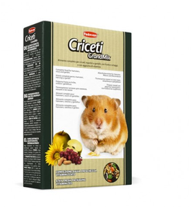 Padovan Grandmix Criceti-Complete Feed For Hamster, Mice And Gerbils 1kg