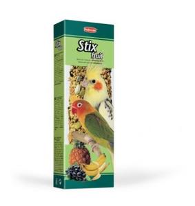 Padovan Stix Fruit Parrocchetti-Cocktail/Love Bird 100g